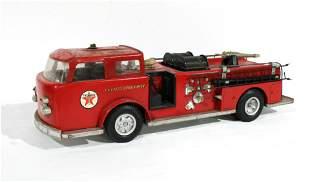 WEN-MAC Texaco Toy Fire Truck