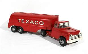 "1960s Texaco Buddy ""L"" Tanker Truck, Lot 2"