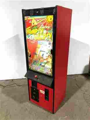 ICE Humpty Dumpty Child Ticket Arcade Game