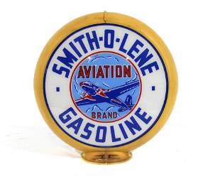 Smith-O-Lene Gasoline Pump Globe
