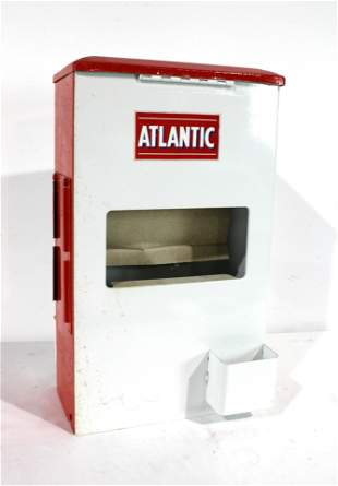 Gas Station Service Towel Dispenser Themed in Atlantic