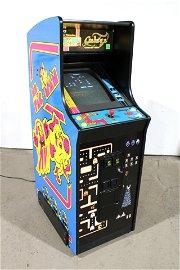 Namco Ms. Pac-Man / Galaga Combo Mini Arcade Game