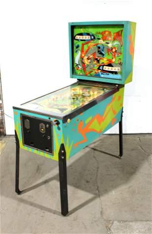 Bally Sea Ray Pinball Machine