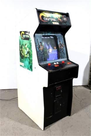 Konami Contra Arcade Game