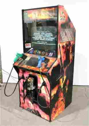 Atari Area 51 Site 4 Arcade Game
