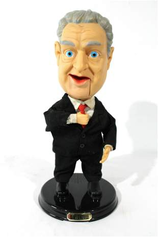 Rodney Dangerfield Animated Talking Character Doll
