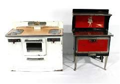 Vintage Toy Ovens