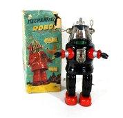 Original 1950's Nomura Mechanized Robby Robot