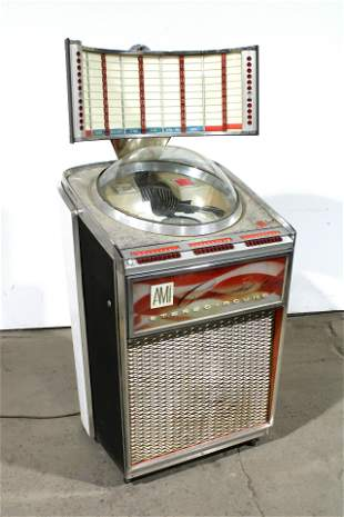 AMI Continental 200 Coin Operated Jukebox