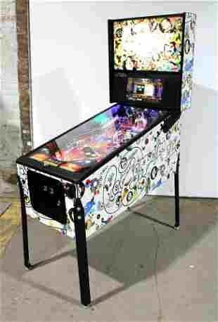 Stern Led Zeppelin Pro Edition Pinball Machine