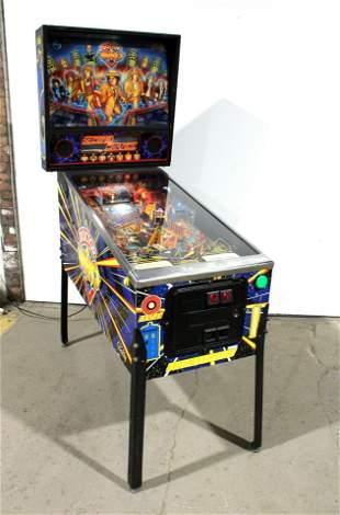 Bally Dr. Who Pinball Machine