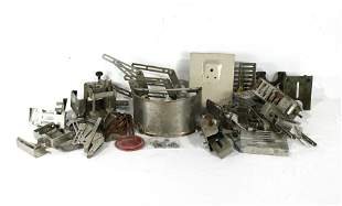 Lot of Misc. Fountain Dispenser Base Parts