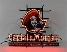 Captain Morgan Neon Sign