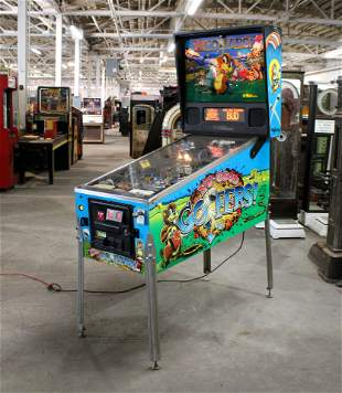 Williams No Good Gofers Pinball Machine