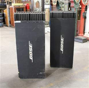 Two Bose Self Powered Subwoofers