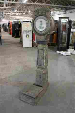 National Coin Operated Penny Scale