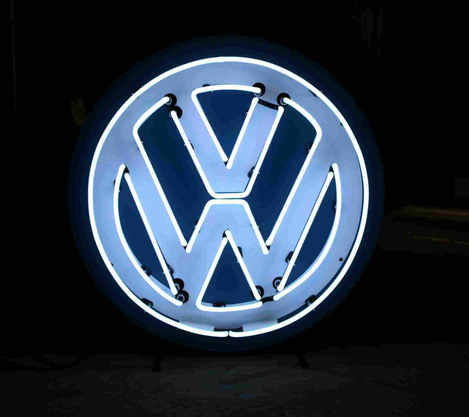 Volkswagon VW Neon Sign