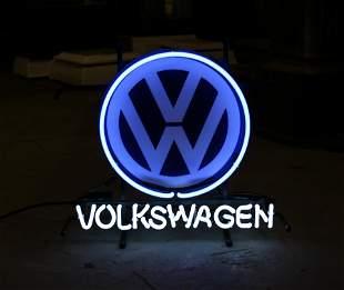 VW Volkswagen Neon Sign