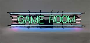Gameroom Neon Sign