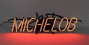 Michelob Beer Neon Sign