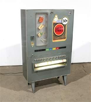 Lehigh Coin Operated Cigarette Machine