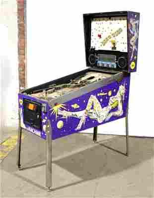 Williams The Machine: Bride of Pinbot Pinball Machine