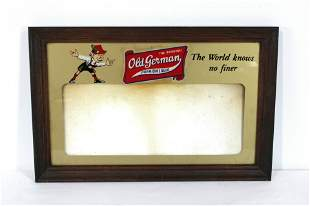 Queen City Brewing Old German Lager Frame