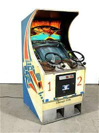 Chicago Coin Demolition Derby Arcade Game