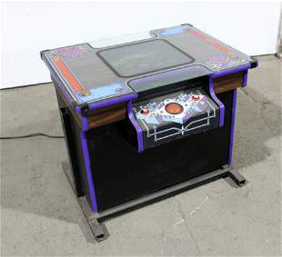 Atari Crystal Castles Cocktail Arcade Game