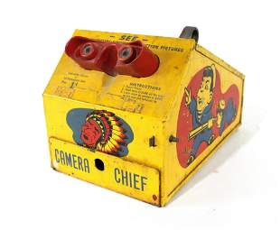 Coin Operated ASCO Camera Chief Stereo Viewmaster
