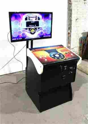 2021 Golden Tee Arcade Game Pedestal, Off-Line Edition