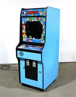 Nintendo Popeye Arcade Cabinet