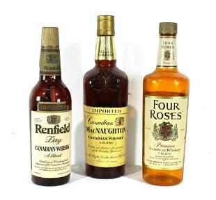 2FT Novelty Whiskey Bottles