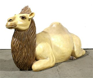 6 FT Camel From The Sahara Casino, Las Vegas