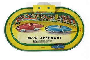 Auto Speedway by Automatic Toy Co.