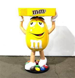 M&M'S Candy Store Display