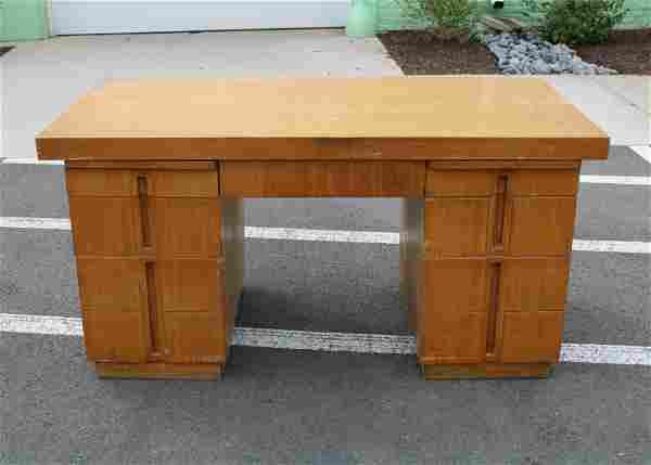 Mid Century Wooden Desk