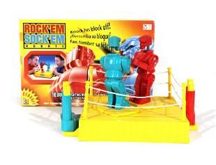 Rock'em Sock'em Robot Toy in Box
