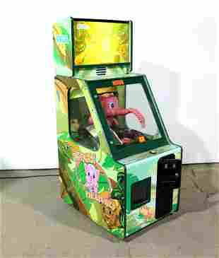 Sega Jungle Treasures Prize Arcade Game