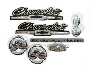 Car Emblems inc. Chevrolet