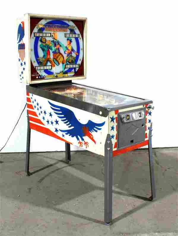 Bally Freedom Pinball Machine