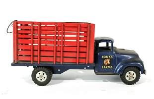 1957 Tonka Farms High Rack Truck