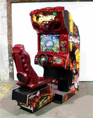Fast and Furious Tokyo Drift Racing Arcade Game