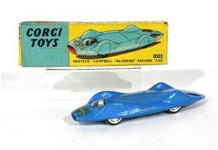 """Corgi Toys Proteus-Campbell """"Bluebird"""" Record Car in"""