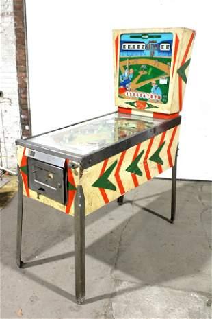 Gottlieb Batter Up Wedgehead Pinball Machine