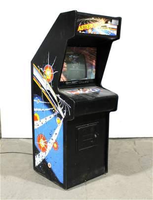 Atari Asteroids Arcade Game