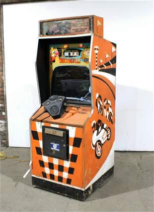 Chicago Coin Motorcycle Arcade Game