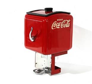 """Dole """"Small"""" Coca Cola Fountain Dispenser, 1942"""