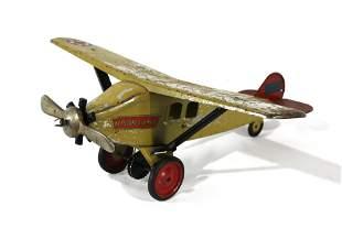 Keystone Air Mail Tin Plane, 1920s