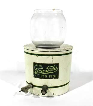 Drink Fru-Tola Wooden Double Syrup Dispenser